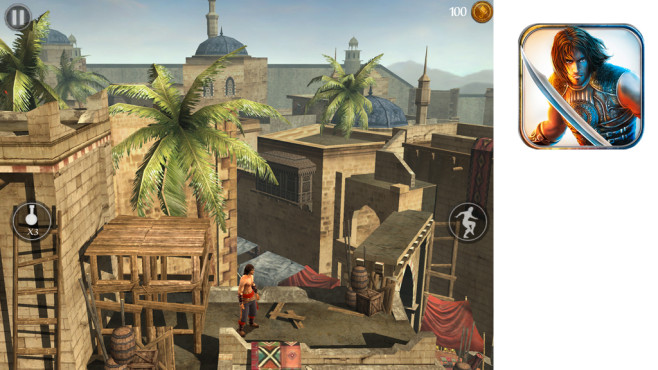 Prince of Persia: Shadow & Flame © Ubisoft Entertainment
