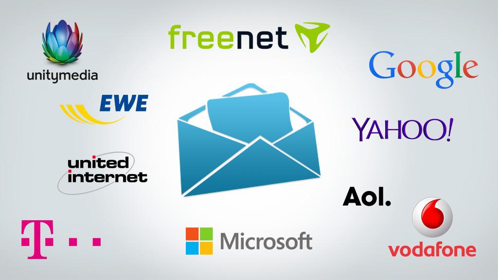 Guter Email Anbieter Kostenlos
