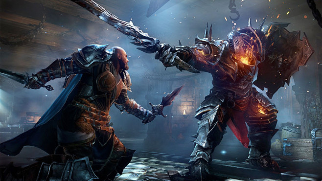 Lords of the Fallen 2: Update © CI Games