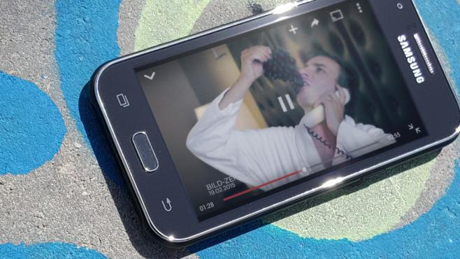 Samsung Galaxy J1©COMPUTER BILD