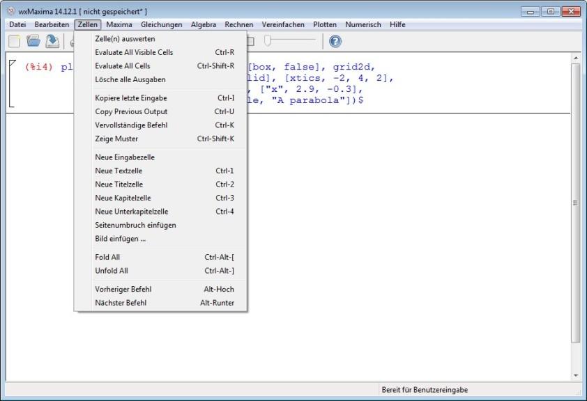 Maxima 5 38 1 - Download - COMPUTER BILD