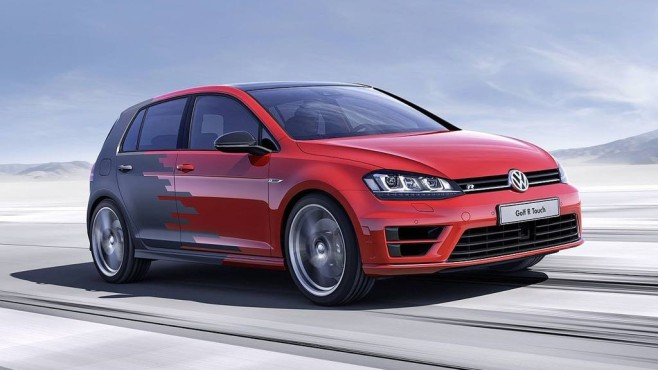 Golf R Touch © Volkswagen
