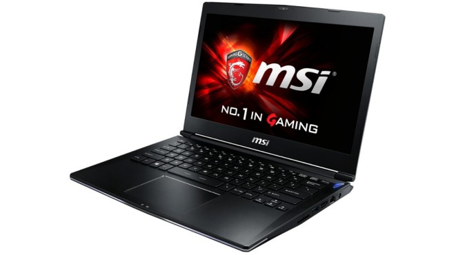 Notebook MSI GS30 © MSI