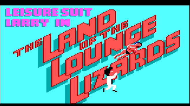 Leisure Suit Larry 1 - Land of the Lounge Lizards ©Sierra On-Line, Inc.
