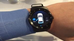 Hyundai Smartwatch-App©COMPUTER BILD