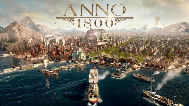 Anno 1800©Ubisoft