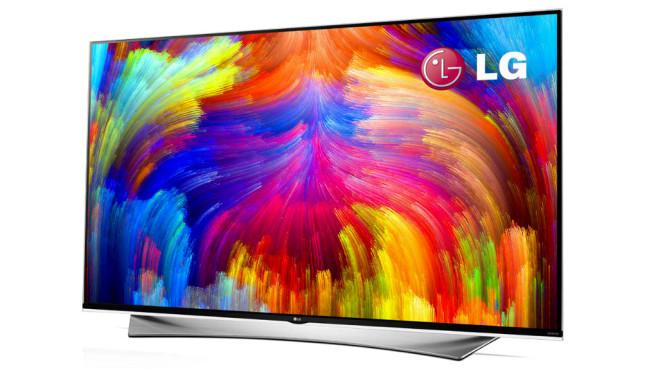 LG UF9500 / UF9400 (4K) ©LG