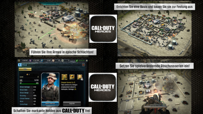 Call of Duty Heroes ©Activision