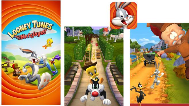 Looney Tunes Hetzjagd! ©Zynga