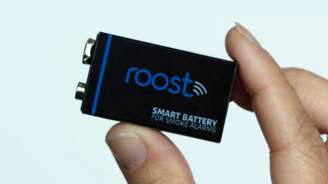 Roost Smart Battery©Roost