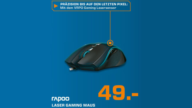 Rapoo VPro V900 ©Saturn