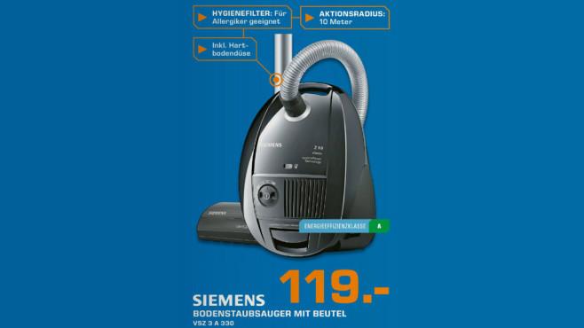 Siemens VSZ3A330 Z3.0 ©Saturn