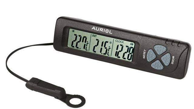 Auriol Innen- und Außenthermometer ©Lidl