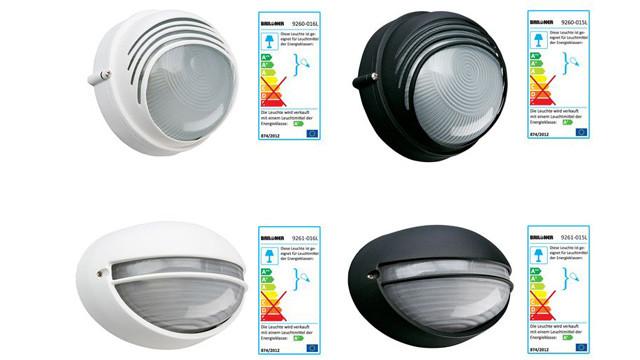 Livarno Lux LED-Wandaußenleuchte ©Lidl