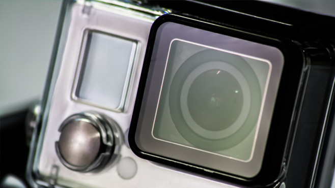 Action-Cam, GoPro, Her, Apple©nathanzappala - Fotolia.com
