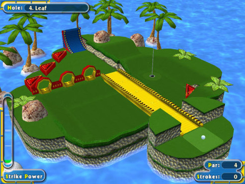Mini Golf Pro © Media Contact