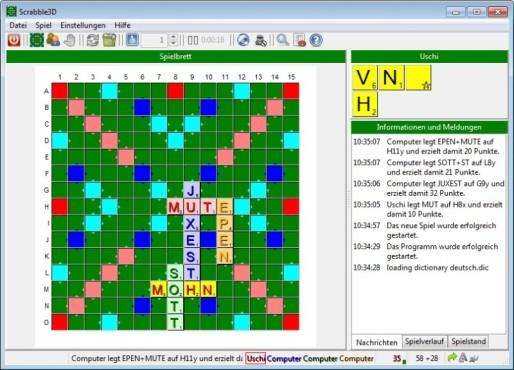 Kostenlos Scrabble Spielen