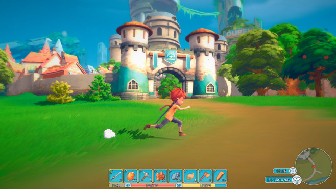 My Time at Portia © Pathea Games