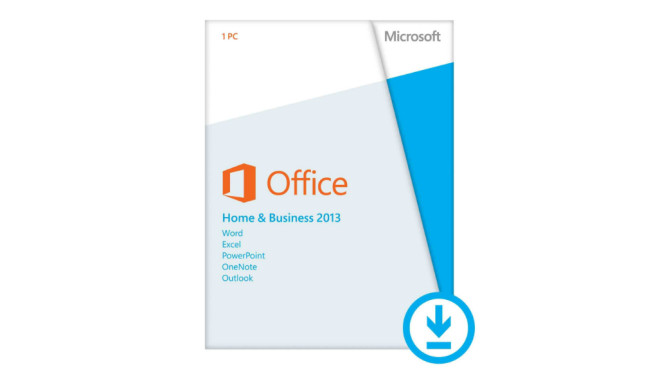 Microsoft Office Home and Business 2013 ©Amazon