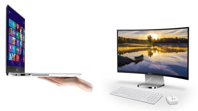LG 14Z950 und 29V950©LG