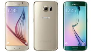 Samsung Galaxy S6 S6 Edge©Samsung
