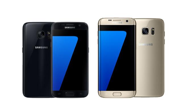 Samsung Galaxy S7 S7 Edge©COMPUTER BILD