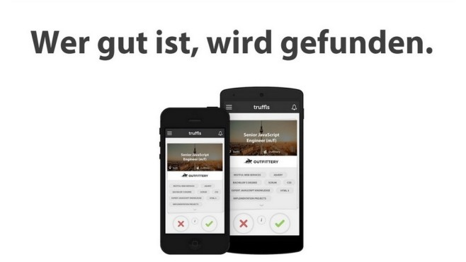 Truffls-App ©Truffls / COMPUTER BILD