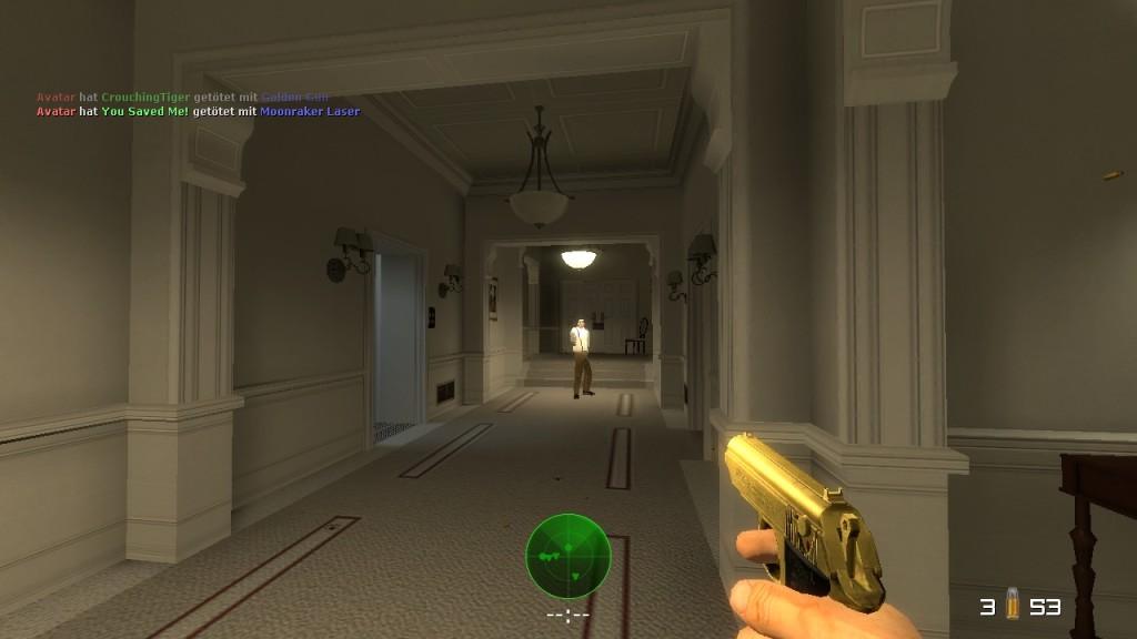 Screenshot 1 - GoldenEye: Source