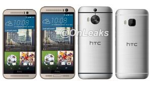 HTC One (M9) Plus©Steve Hemmerstoffer, @Onleaks