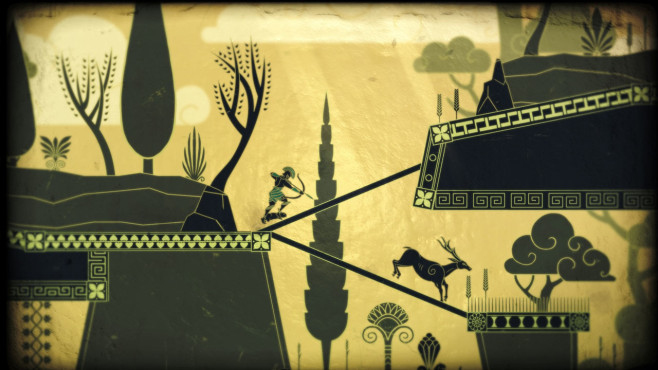 Playstation Plus: Apotheon © Sony