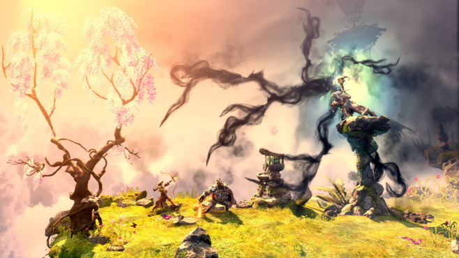 Playstation Plus: Trine 2 – Complete Story © Sony, Frozenbyte LTD