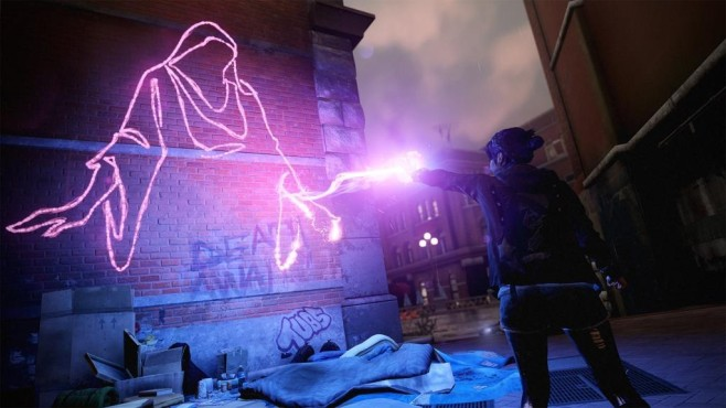Playtstation Plus: Infamous – First Light © Sony