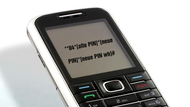 Schnell PIN-Nummer ändern ©glo5 - Fotolia.com