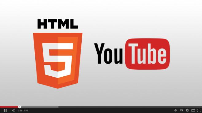 YouTube mit HTML5©YouTube, World Wide Web Consortium