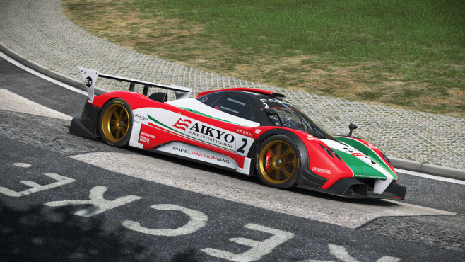 Rennspiel Project Cars: Rondell © Bandai Namco