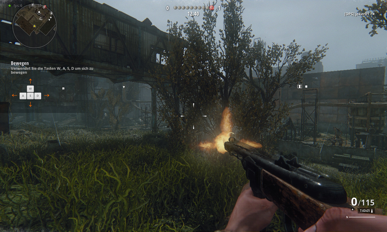 Screenshot 1 - Survarium