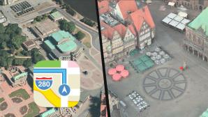 Apple Maps 3D©Apple