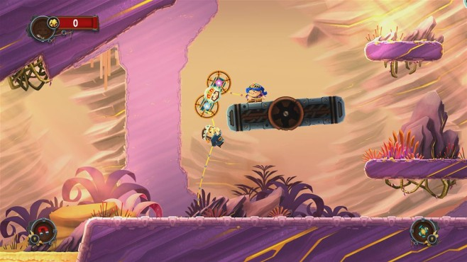 Games with Gold: Chariot ©Microsoft, Frima Studio