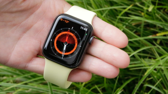 Apple Watch 5 © COMPUTER BILD / Alena Zielinski