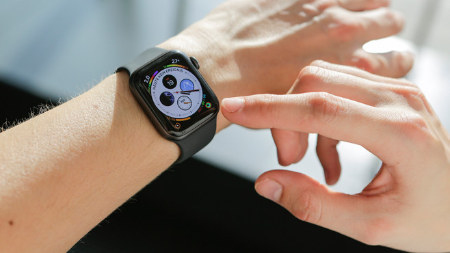Apple Watch Series 4 © COMPUTER BILD
