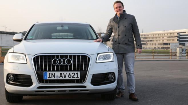 Audi Connect im Test©COMPUTER BILD
