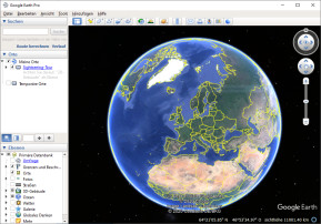 Google Earth Pro – Kostenlose Vollversion