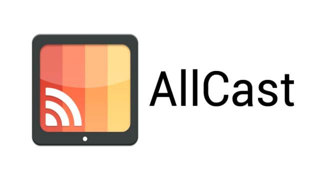 Inhalte von Smartphone und PC übertragen ©AllCast
