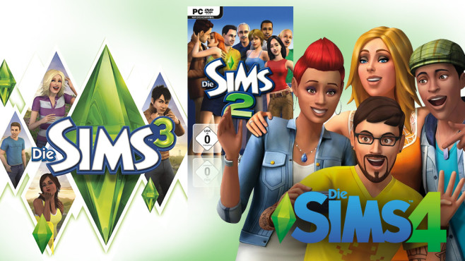 Die Sims Serie ©Electronic Arts