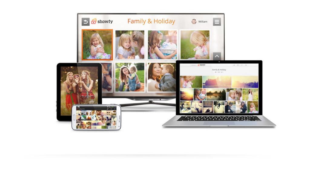 showfy fotos speichern teilen pr sentieren computer bild. Black Bedroom Furniture Sets. Home Design Ideas