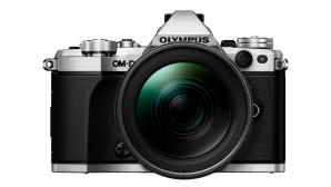 Olympus OM-D E-M5 Mark II von vorn©Olympus