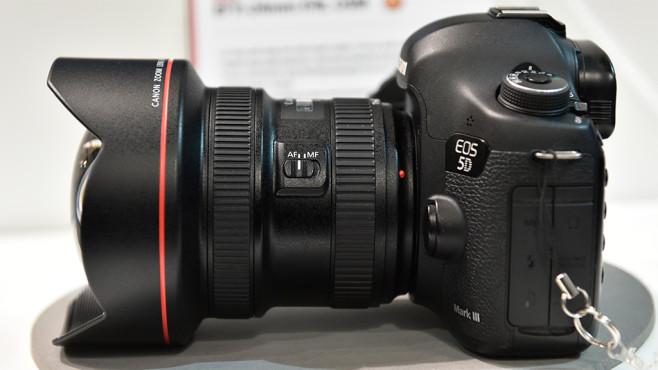 Canon EF-L 11-24 Millimeter 1:4©Canon