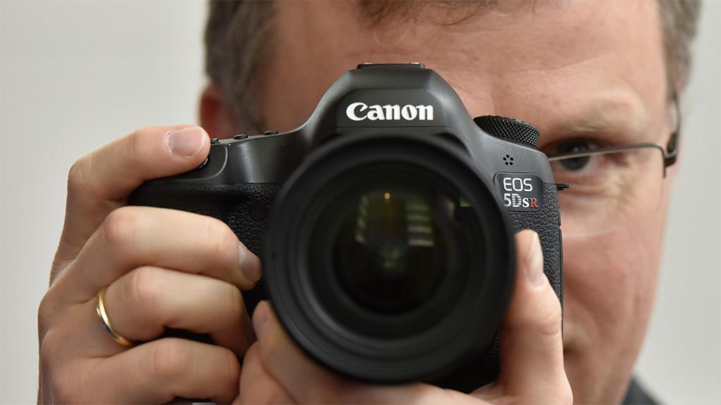 Canon EOS 5DS©Canon