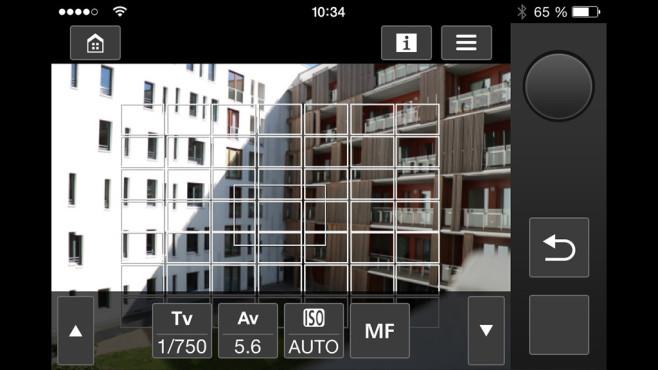 Fernsteuerung per App©COMPUTER BILD