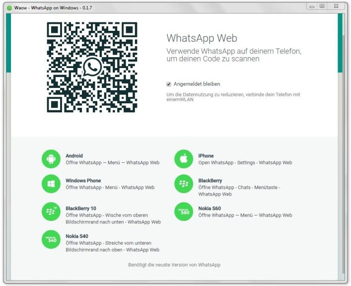 Screenshot 1 - Waow